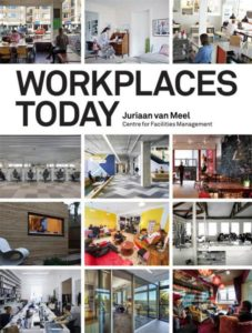 Boek Workplaces Today van Juriaan van Meel