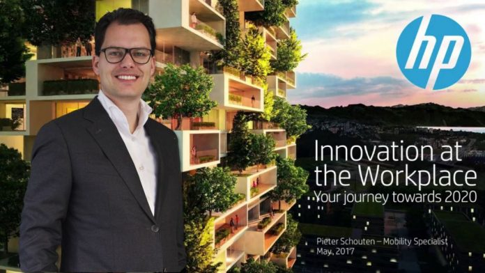Webinar Innovation at the Workplace Pieter Schouten