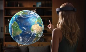 wearables microsoft HoloLens