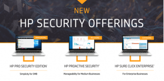 HP Pro security